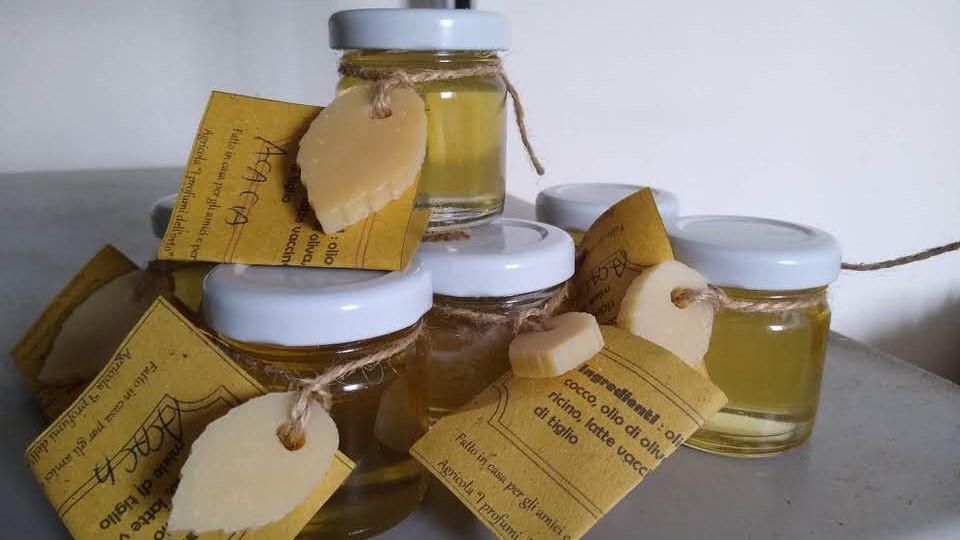 miele di acacia in monoporzione